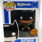 Metallic Batman Chase Pop VInyls