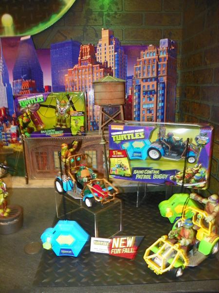 toy fair 2014 teenage mutant ninja turtles by playmates