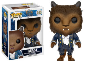 #Beauty and the Beast #Funko #pop #vinyl #toy fair 2017 #Beast