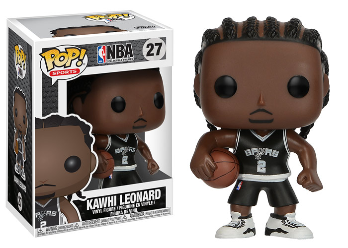 Nba Pop Series Popvinyls Com