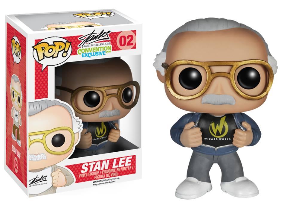 Stan Lee Series Popvinyls Com