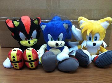 Product Highlight Jazwares Teen Titan Go And Sonic The