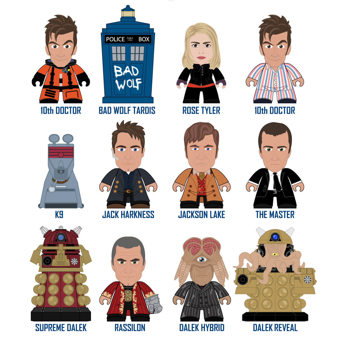 Titan Confirms Rose Tyler In New Gallifrey Doctor Who