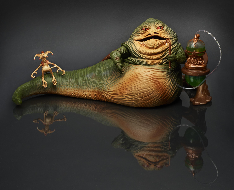 Star Wars Black Series Yoda And Sdcc Jabba The Hutt S