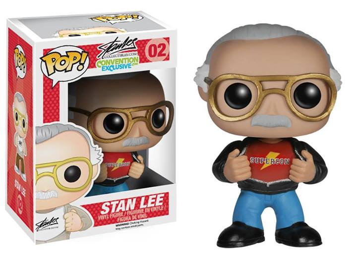 Stan Lee Series Popvinyls Com