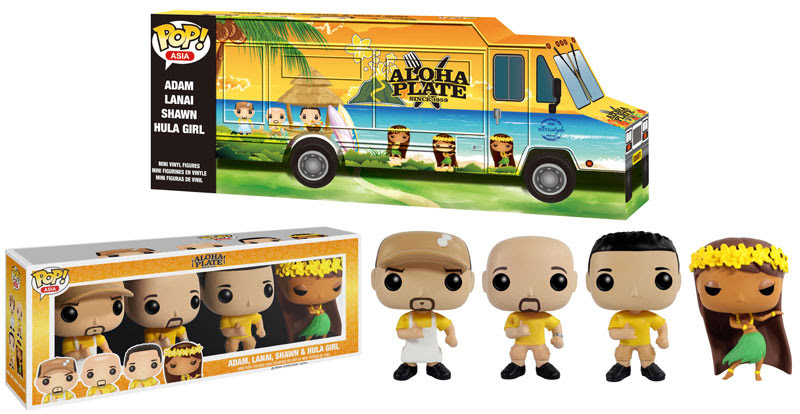 Funko And Mindstyle Pop Asia Aloha Plate Announcement