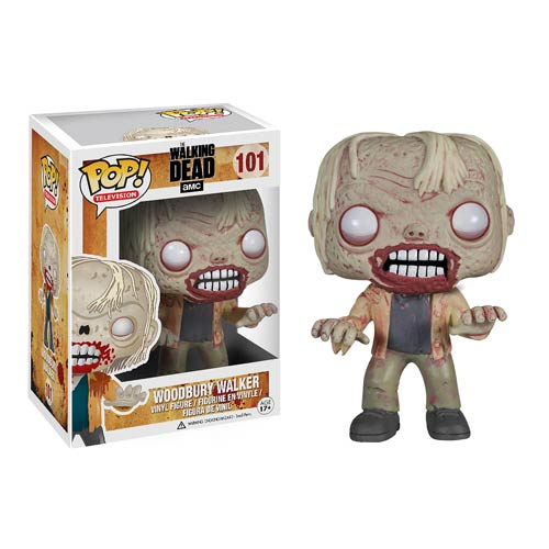 The Complete Funko Pop Vinyls Walking Dead Checklist