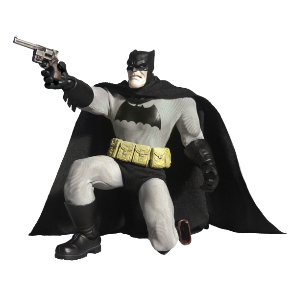 A Closer Look One12 Collective Dark Knight Returns Batman By Mezco