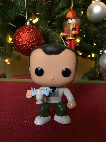 yesterday we showed you one cousin eddie from national lampoons christmas vacation and today we get mark boyds cousin eddie from a different scene in - Cousin Eddie Christmas Decoration