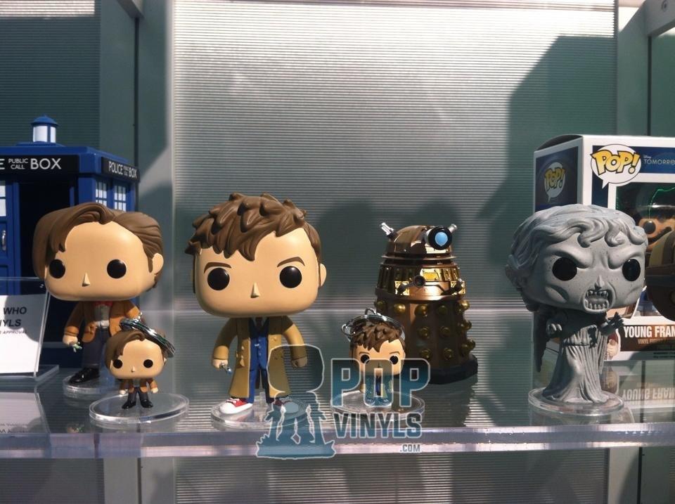 Funko Pop De Doctor Who Anunciado Para 2015 Doctor Who