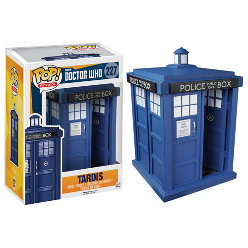 Here S A Look At The Doctor Who Funko Pop Vinyls