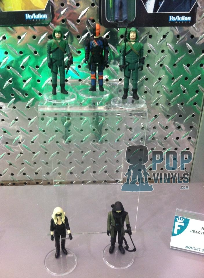 Funko Spotlight The Cw S Arrow And Flash Debut At Toy