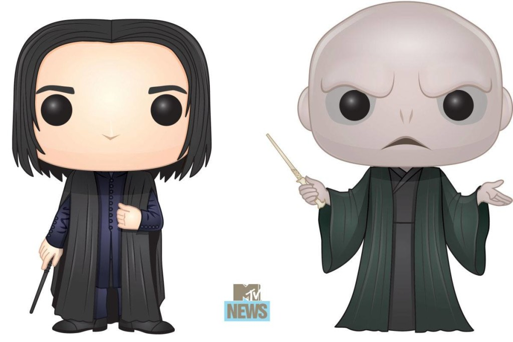 Your First Look At Harry Potter Pop Vinyls Concept Art