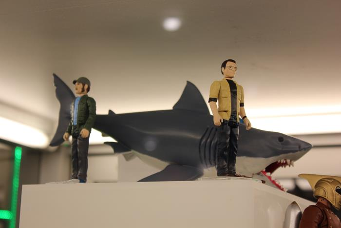 Jaws Funko Reaction Figures Popvinyls Com