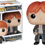 Ron Weasley Pop Vinyl