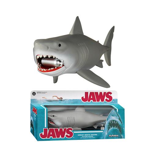 Great White Shark Jaws Toys : Jaws funko reaction figures popvinyls