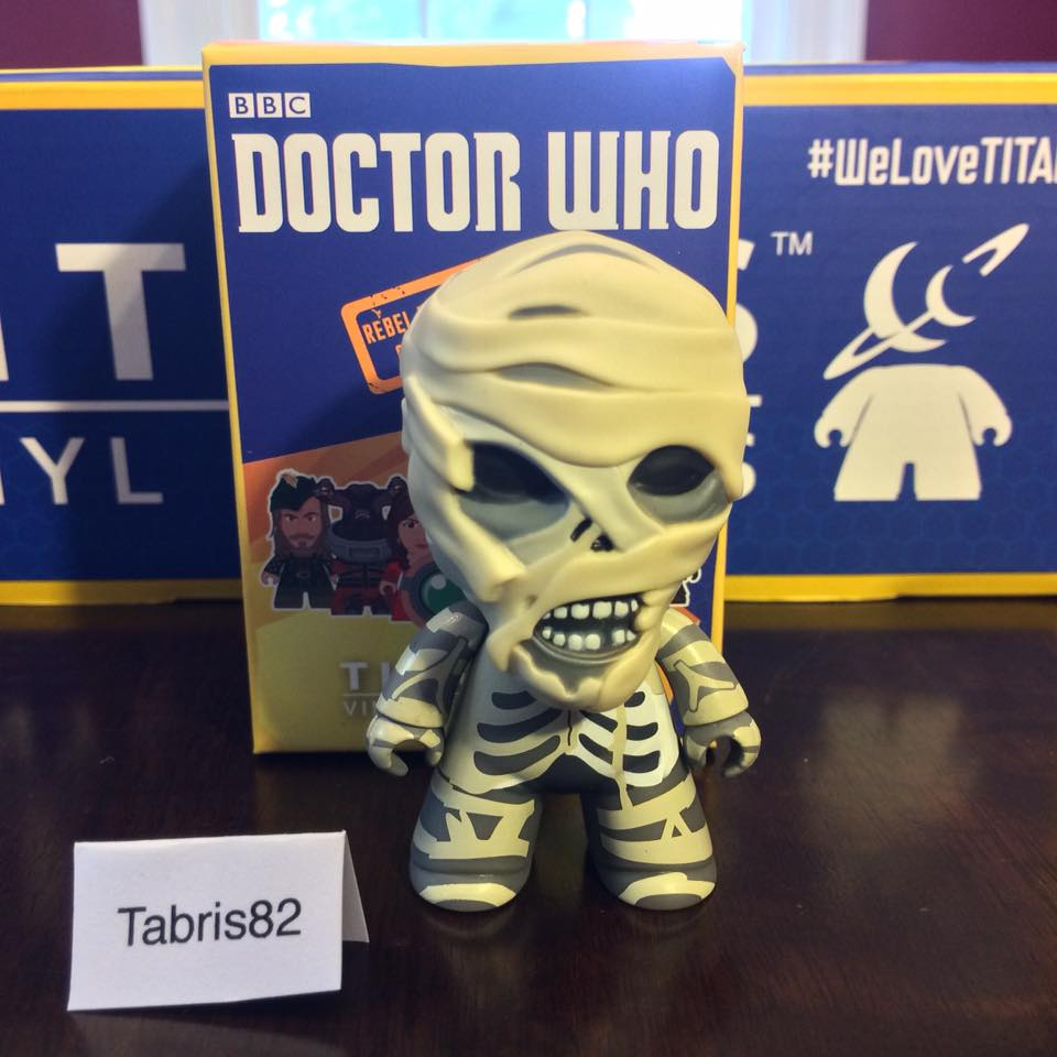 Hands On Titan Merchandise Rebel Time Lord Collection