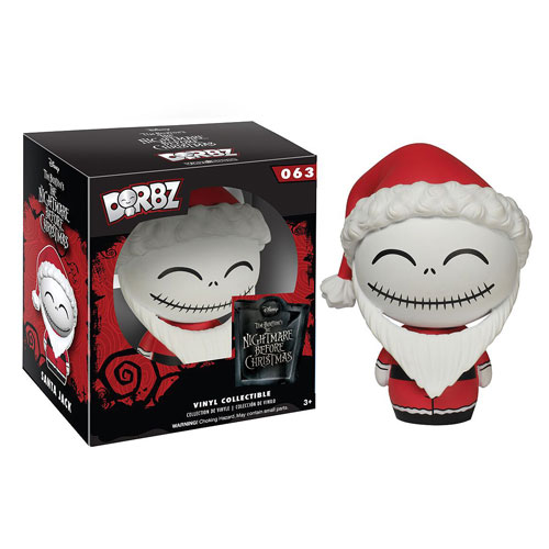 The Nightmare Before Christmas Dorbz Coming Soon
