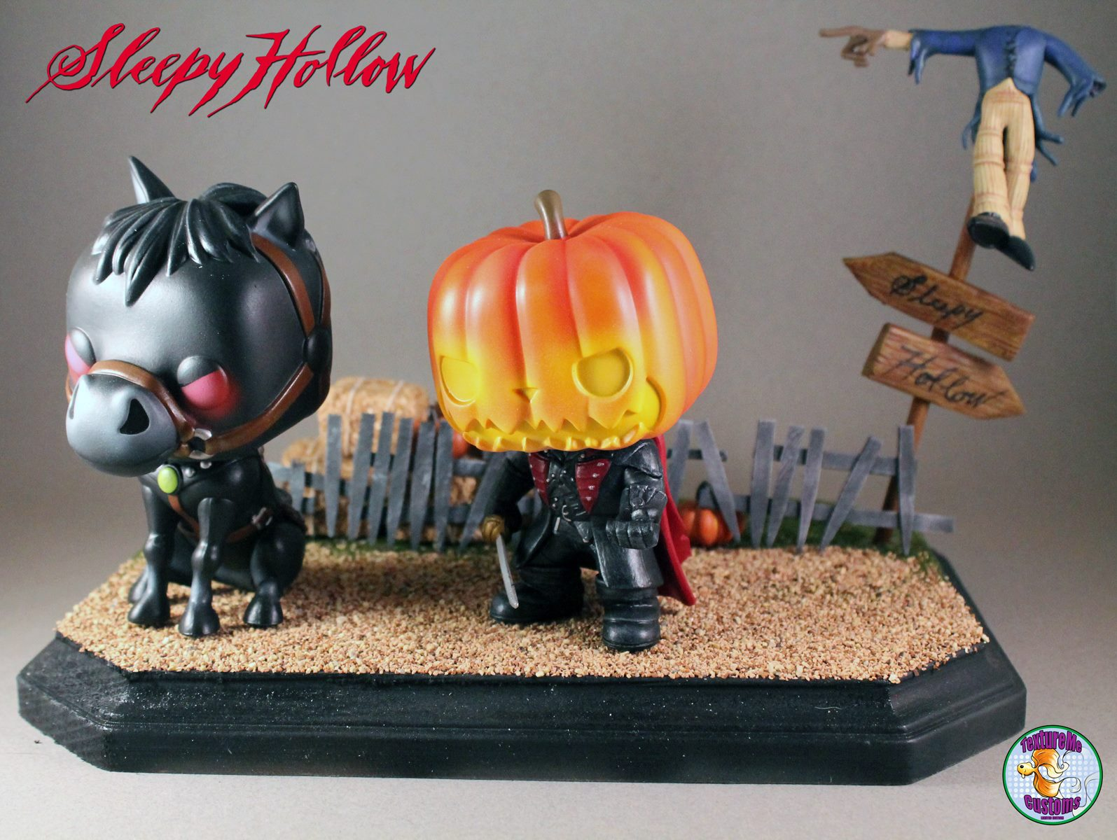 Custom Corner: The Headless Horseman