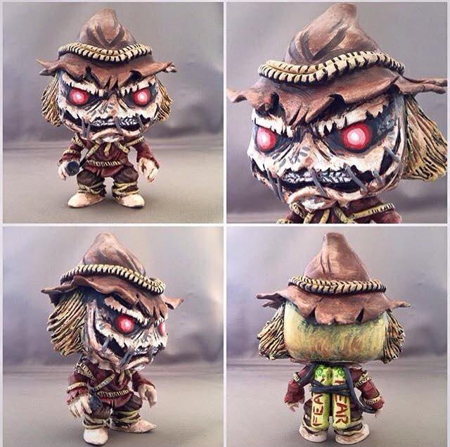 Custom Corner: The Scarecrow