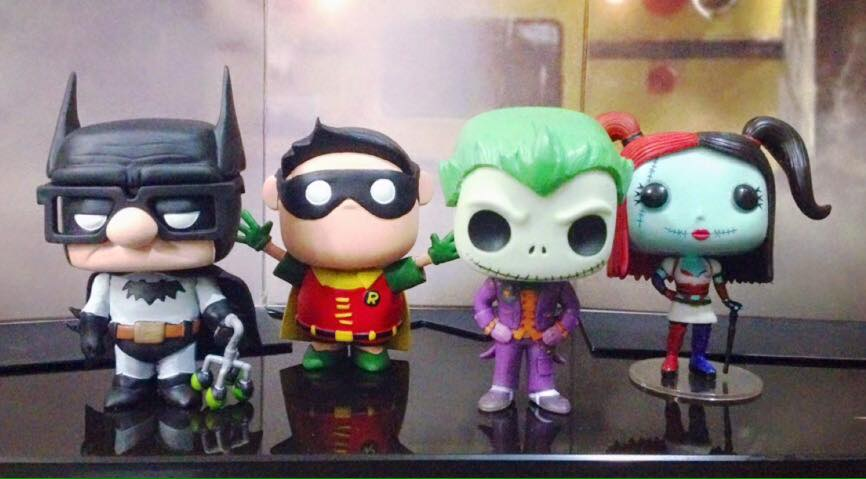 Custom Corner: Disney + DC Dress Up