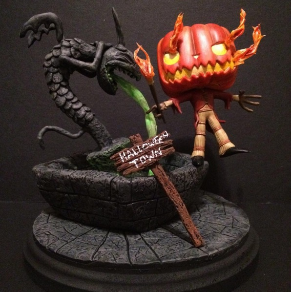 Custom Corner: This Is Halloween