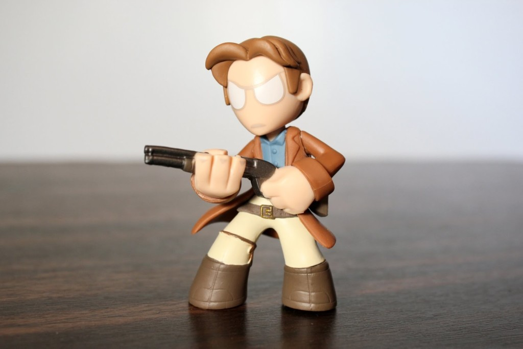 Firefly Mal with Shotgun