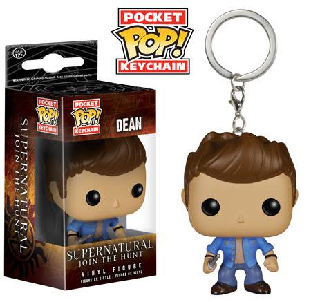 Supernatural Pocket Pop Keychains Coming In November
