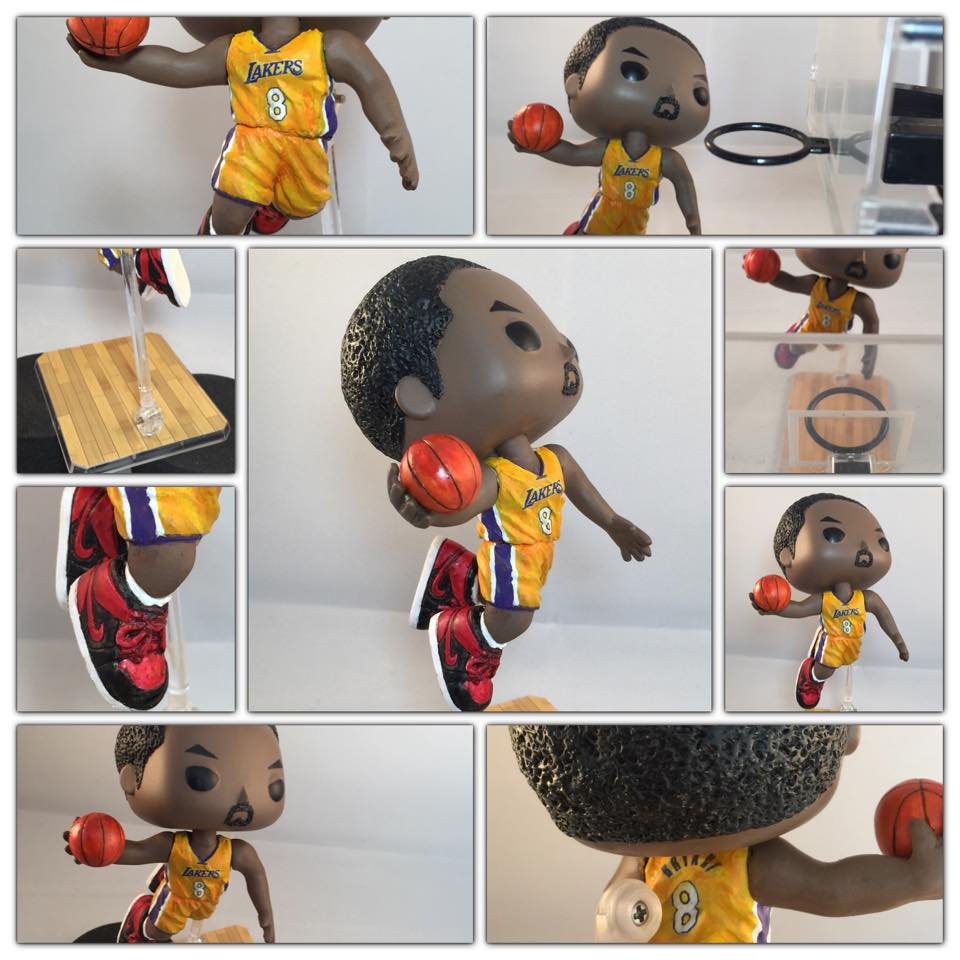 Custom Corner: Kobe's Slam Dunk