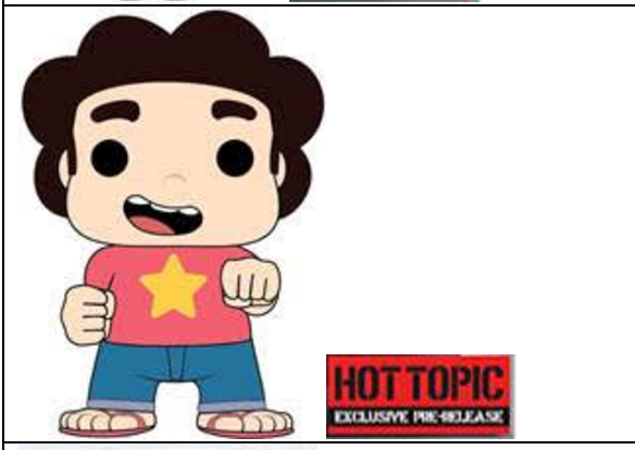 Amazing New Exclusives Coming Soon To Hot Topic
