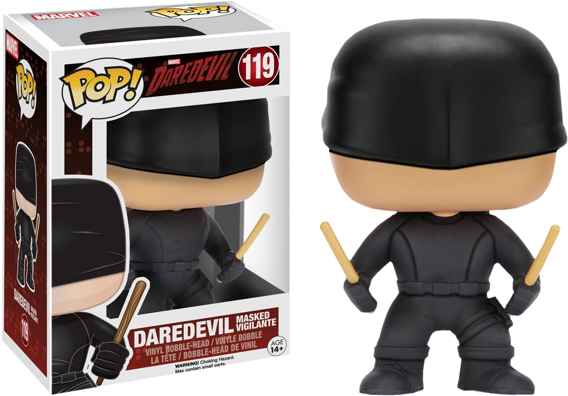 Daredevil Netflix Series Pop And Pocket Pop Coming Soon