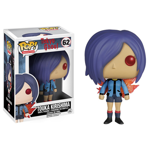 Bleach And Tokyo Ghoul Funko Pop Vinyls Are Here