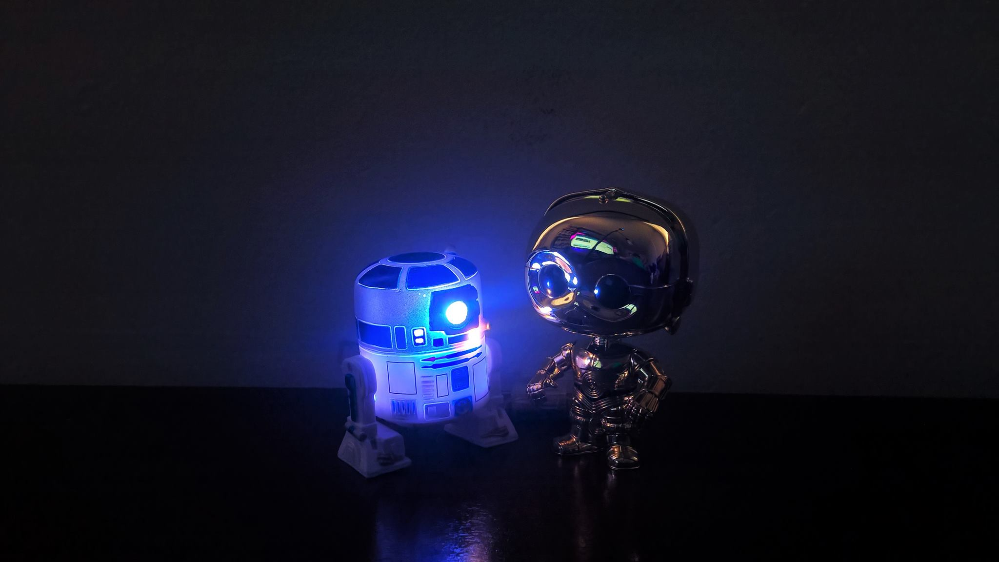 Custom Corner: May the LED Be With You