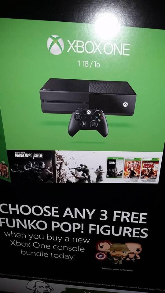Gamestop S Xbox One Funko Pop Bundle Deal Popvinyls Com