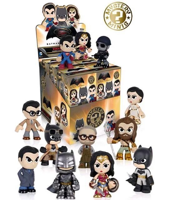 Batman V Superman Ultimate Funko Checklist Popvinyls Com