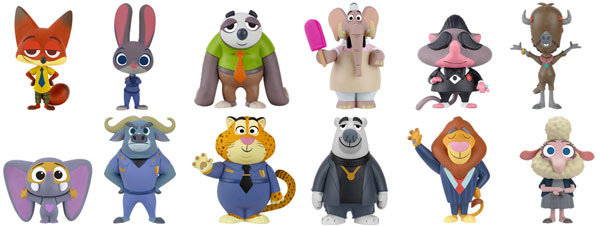 Zootopia Pop Vinyls And Mystery Minis Coming Soon
