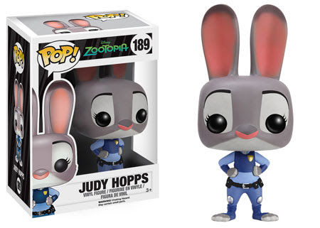 Zootopia Pop Vinyls And Mystery Minis Popvinyls Com