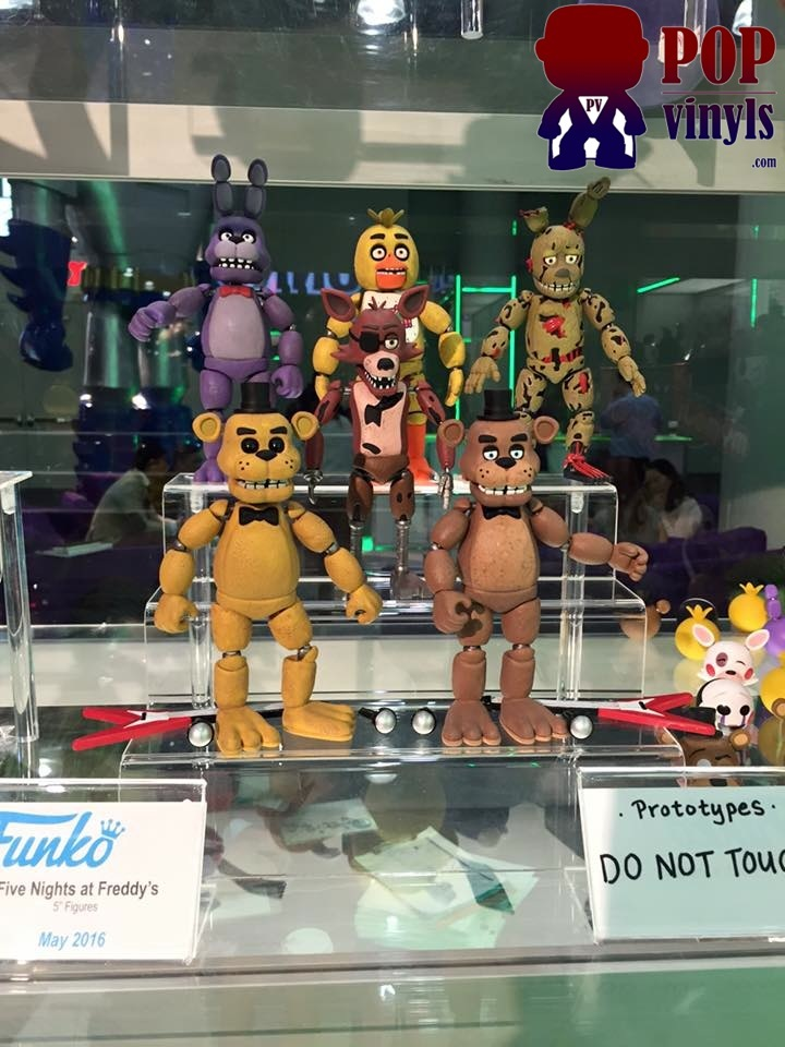 Toy Fair Funko Booth Update 6 Five Knights At Freddy S