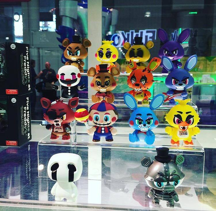 Funko Five Nights Freddys Mystery