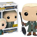 Draco Malfoy w/ Broom Pop Vinyls