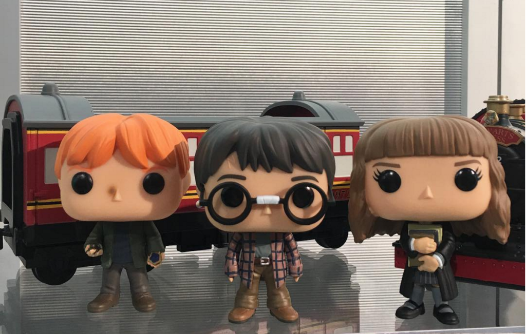 first look at harry potter funko products toy fair 2016. Black Bedroom Furniture Sets. Home Design Ideas