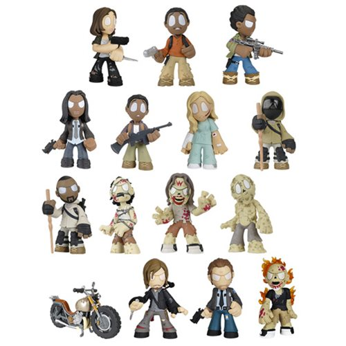 New Walking Dead Mystery Minis Are Coming Popvinyls Com