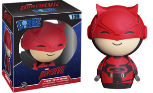 Red Suit Daredevil