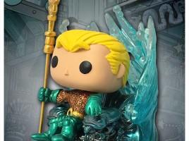 Custom Corner: Aquaman, the Atlantean King