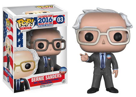 Pop The Vote Funko Makes Presidential Pop Vinyls Order