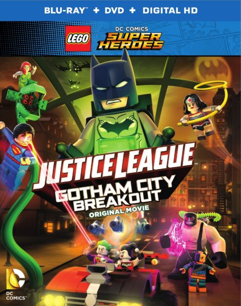 New LEGO DC Justice League Movie Coming in July - POPVINYLS.COM