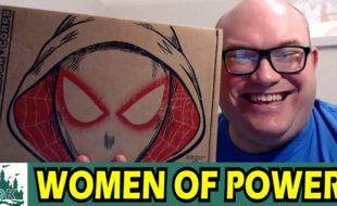 women of power unboxing