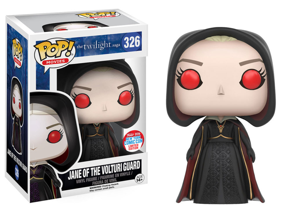 Time To Sparkle Twilight Funko Pop Vinyls Are Here