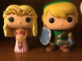 Custom Corner: Wedding Bells for Zelda and Link