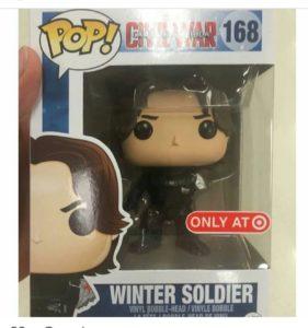 Winter Soldier Target Exclusive Pop